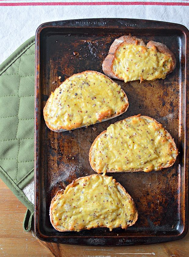 Cheese Toastie - 3