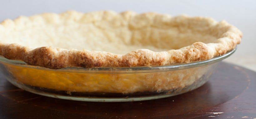 How to blind bake a pie crust | Simple Bites #tutorial #pie #baking