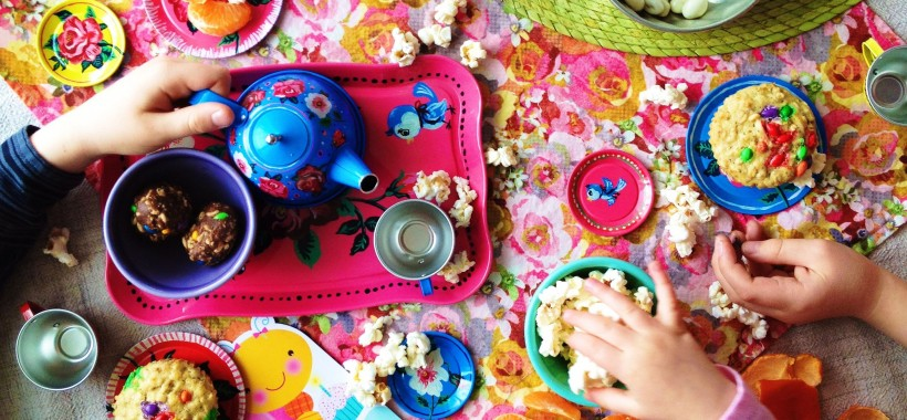 header tea party
