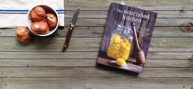 Nourished Kitchen header
