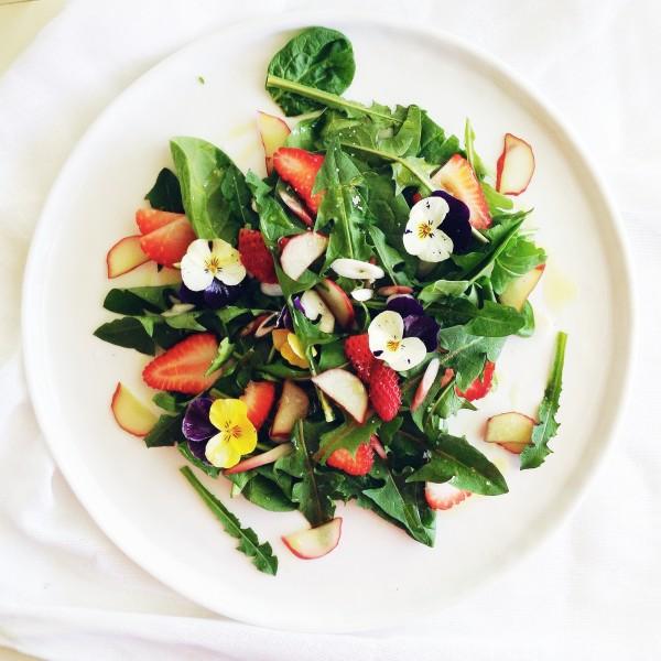 Spring salad | simple bites