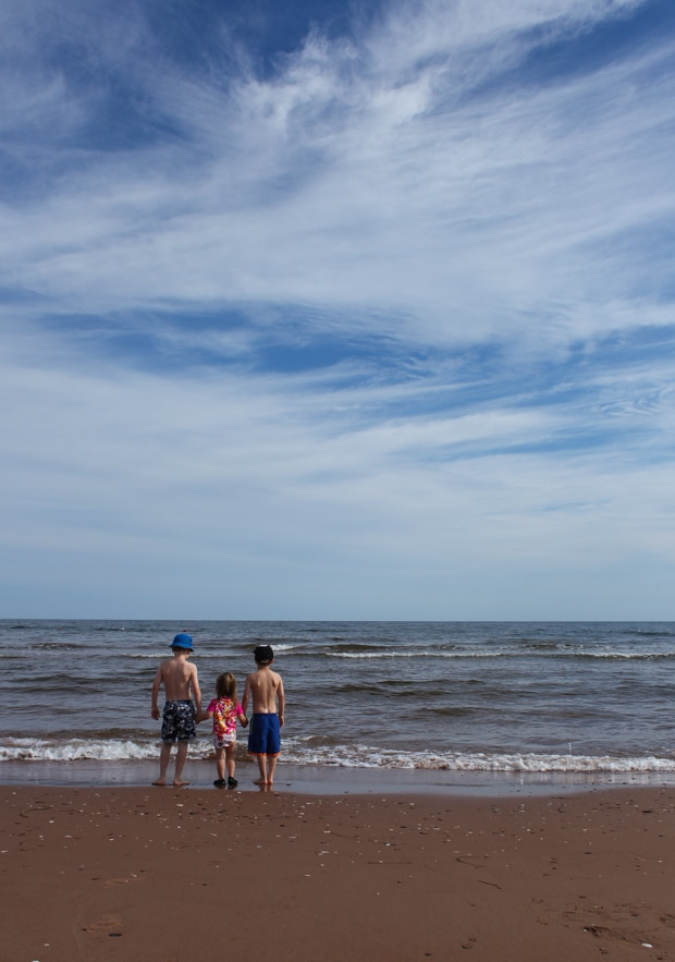 Brackley Beach- Family Travel in Prince Edward Island | Simple Bites