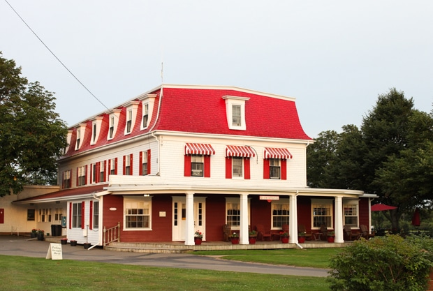 Shaws Hotel. Family Travel in Prince Edward Island | Simple Bites