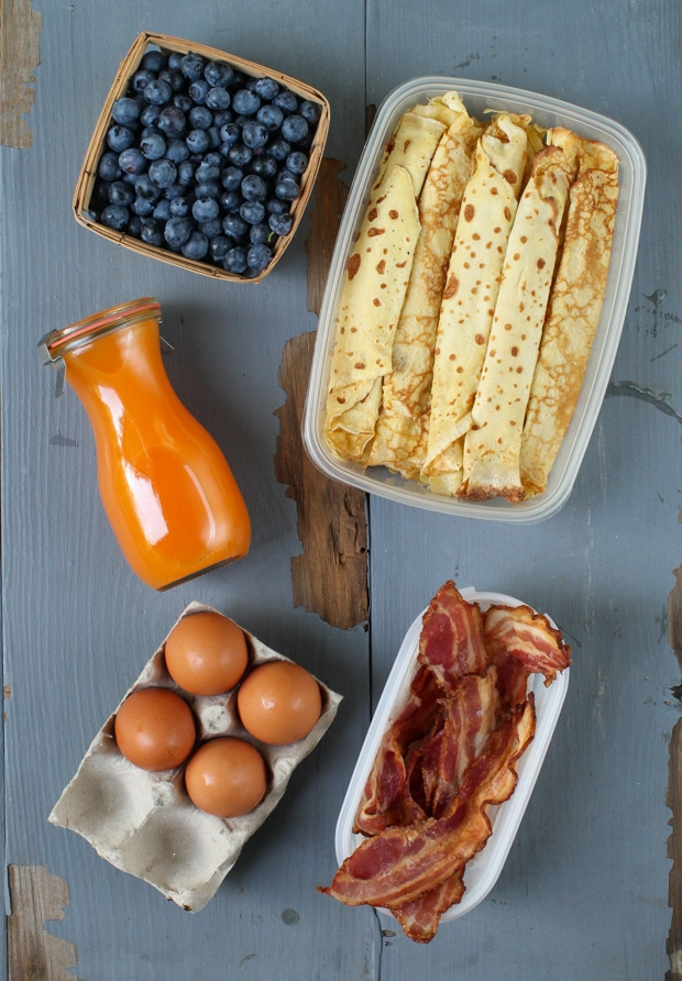 Breakfast: summer foods for others | Simple Bites