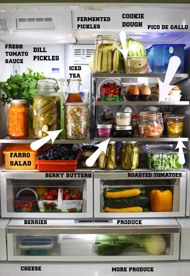 Dinner ideas from the late summer fridge   Simple Bites