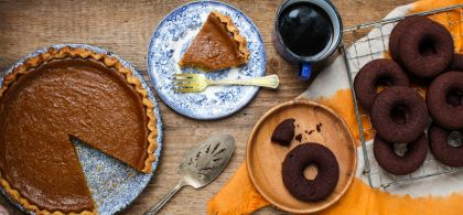 Cooking And Thanksgiving Menu Ideas