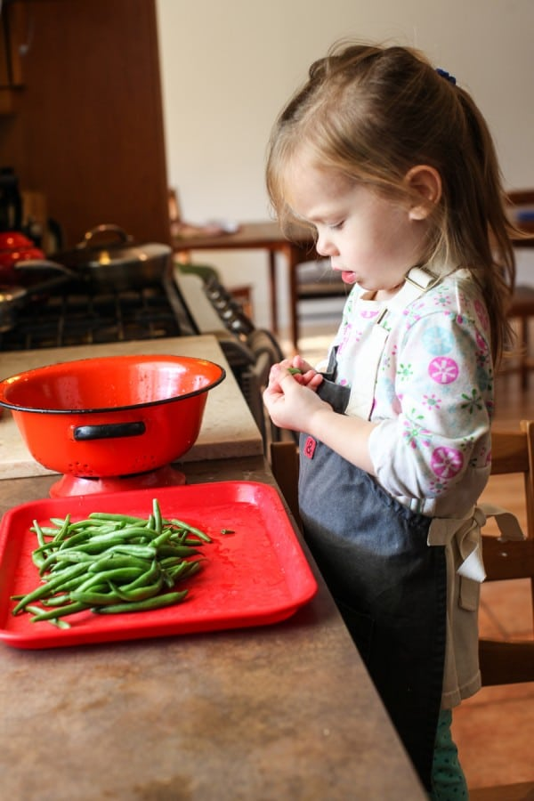 kids cooking: how to tend to a kitchen burn