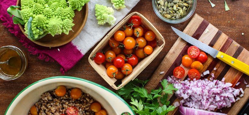 tomato salad ingredients-header