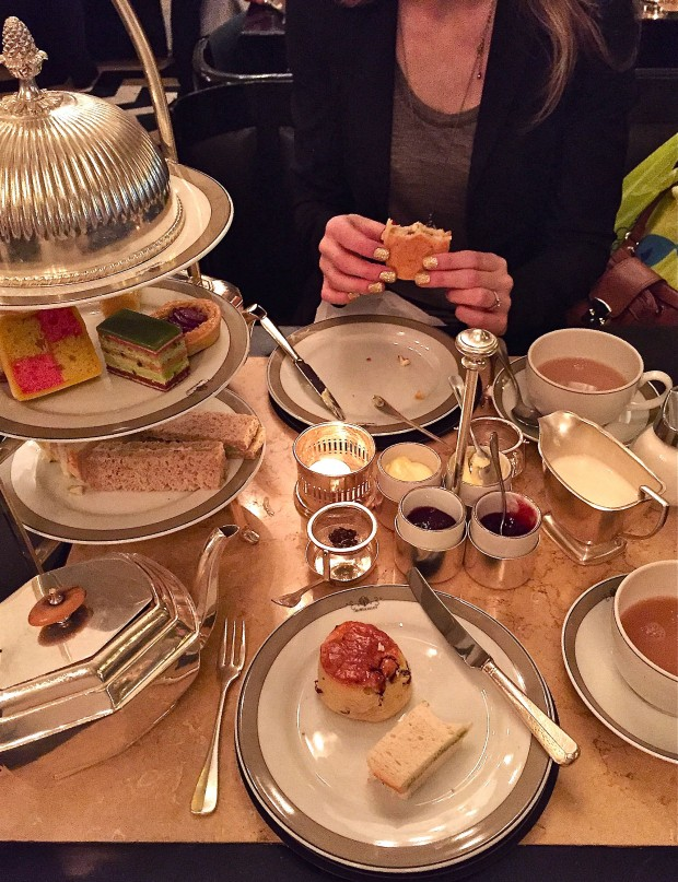 Afternoon tea Wolseley