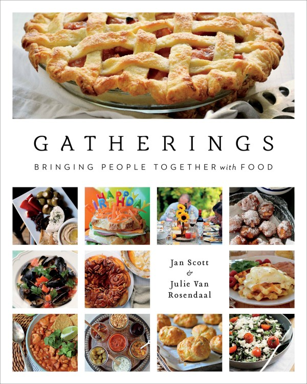 Gatherings Cookbook Cover