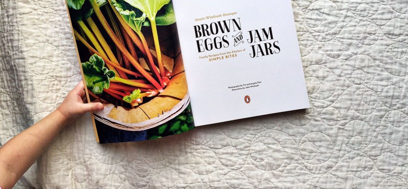 Brown Eggs & Jam Jars