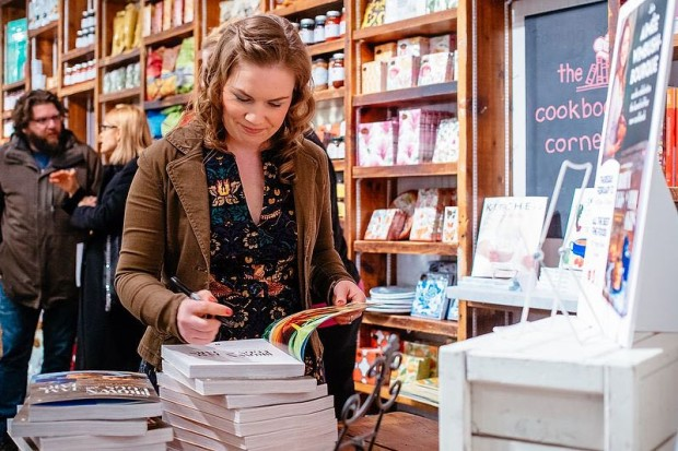 Toronto book tour
