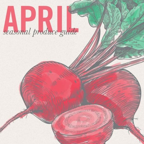 April Eat Seasonal