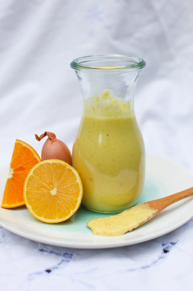 Easy Citrus Boost Dressing | Simple Bites #recipe #salad #dressing #easy