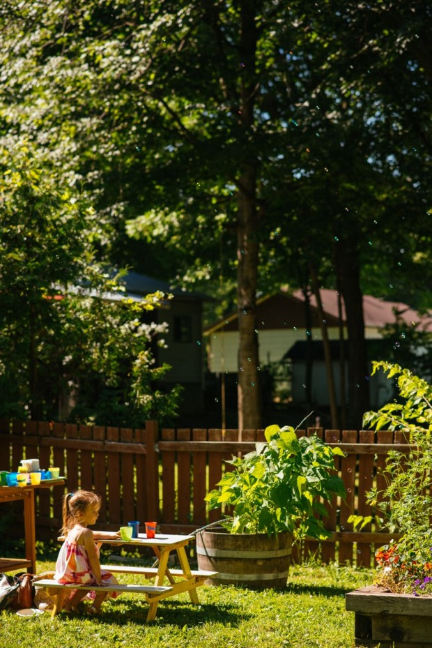 Tips for outdoor entertaining and keeping the kids happy || Simple Bites #entertaining #kids