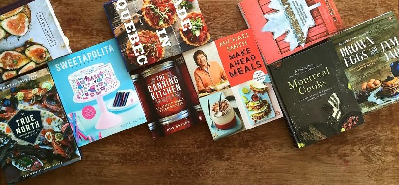 My Favourite Canadian Cookbooks of 2015 | Simple Bites