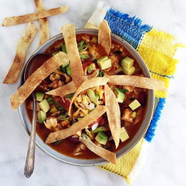 Tortilla soup| Simple Bites