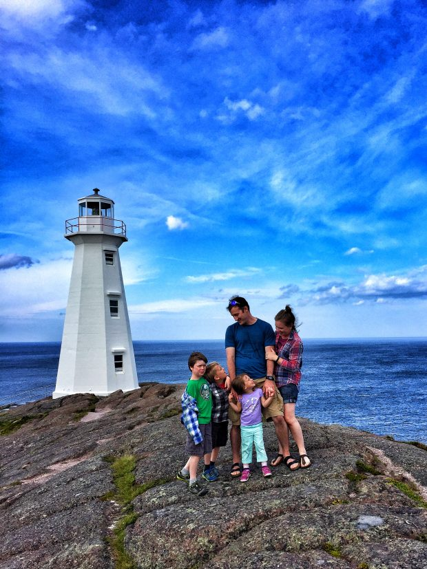 Cape Spear || Family travel in Newfoundland, Canada | Simple Bites