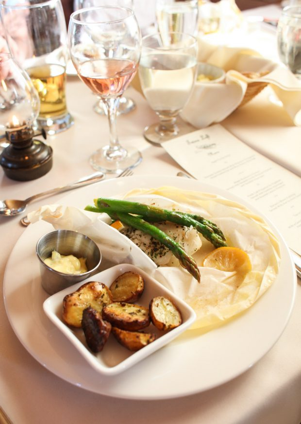 Dinner Twine Loft Artisan Inn Trinity Newfoundland || Simple Bites