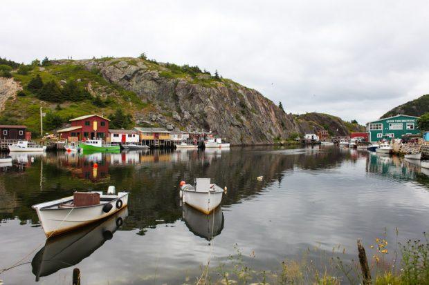 quidi vidi village || Family travel in Newfoundland, Canada | Simple Bites
