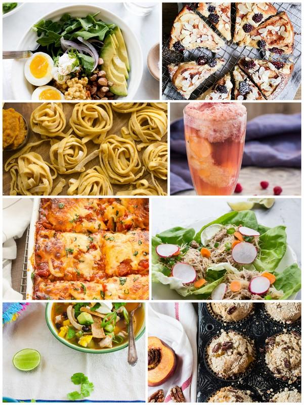 September seasonal recipe round-up | Simple Bites