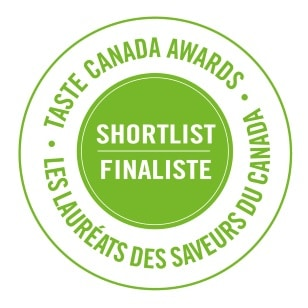 Taste Canada's Shortlist Finalist