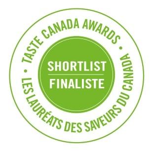 Taste Canada's Shortlist Finalist