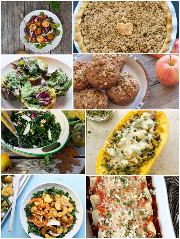 November seasonal recipe round-up