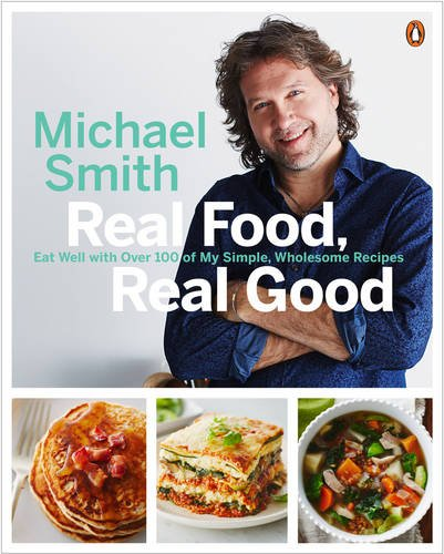 Real Food Real Good Cookbook Cover