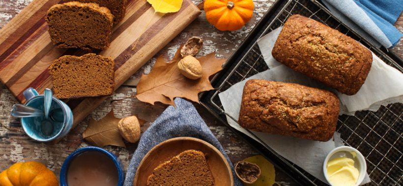 Pumpkin-Olive Oil Bread recipe from The Vanilla Bean Baking Book ...