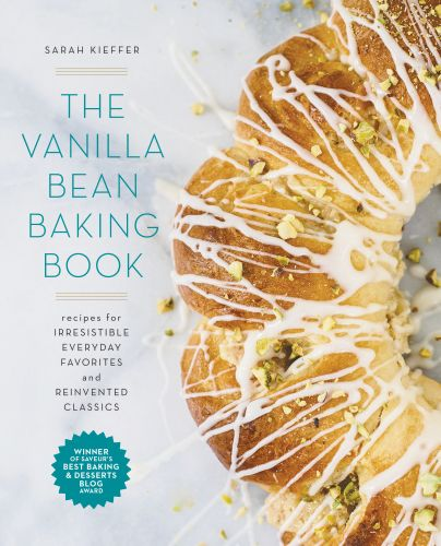 Vanilla Bean Baking Cookbook Cover