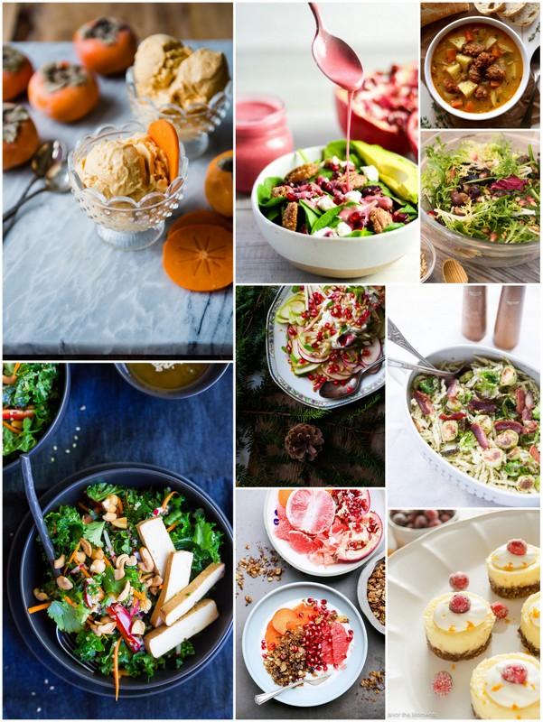 December Seasonal Recipes