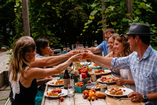 How To Host A Harvest Dinner Party Simple Bites