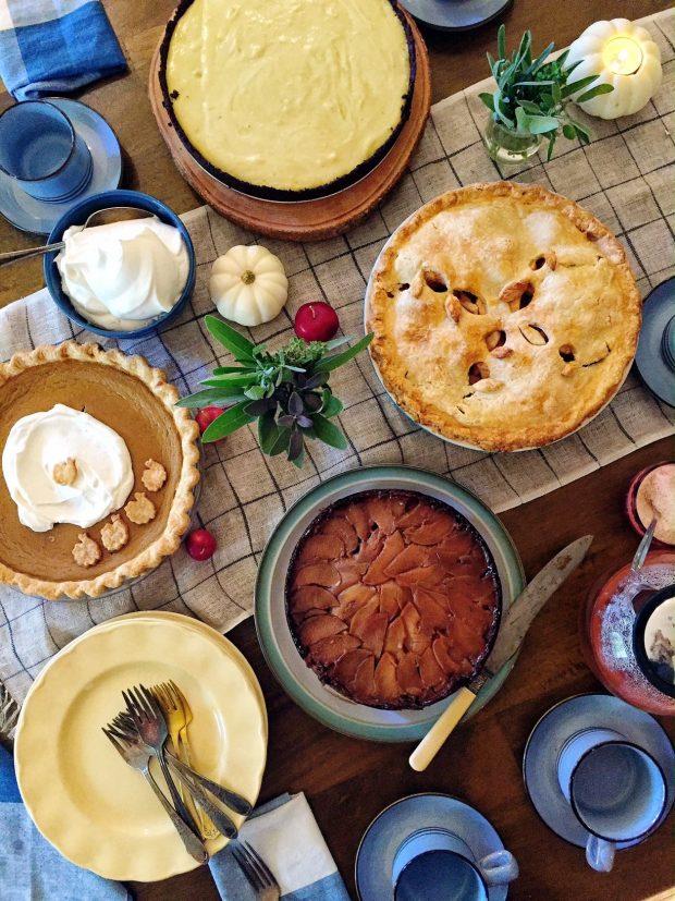 Thanksgiving-dessert-pie