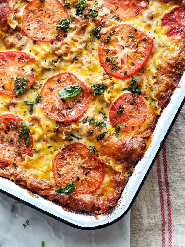 Comfort Food For Somber Days Red Lentil Lasagna Simple Bites