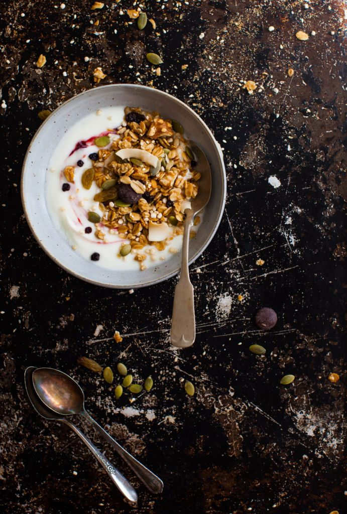 Mix-and-Match Granola Recipe || Simple Bites