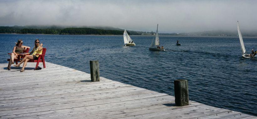 Nova Scotia Lakeside Living || Simple Bites