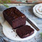 Chocolate Beet Snack Cake
